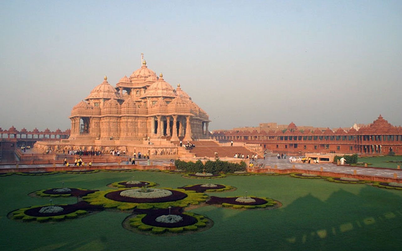 Akshardham temple new delhi delhi 6r6d8n ratings reviews akshardham temple thecheapjerseys Gallery
