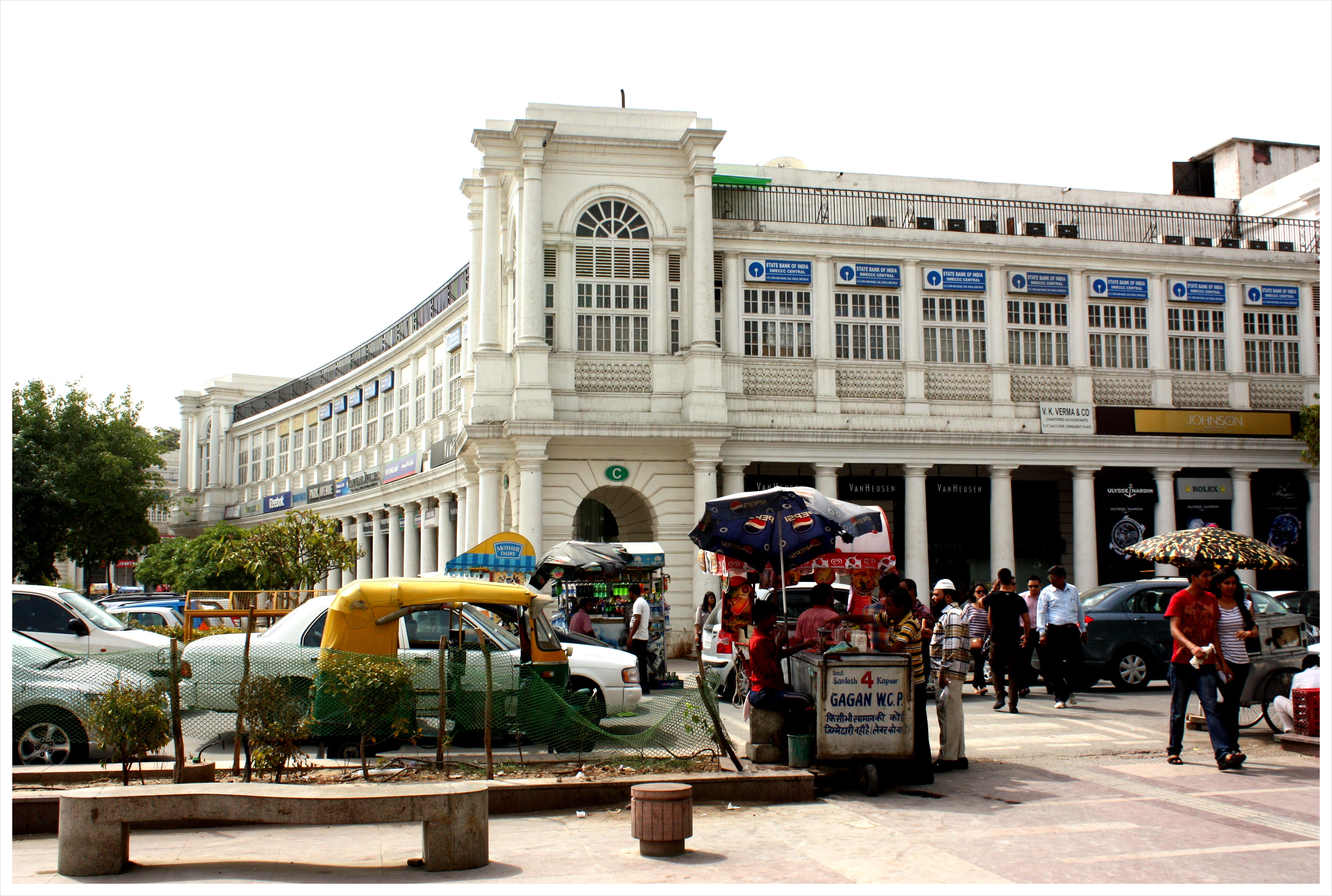 Connaught Place Restaurants