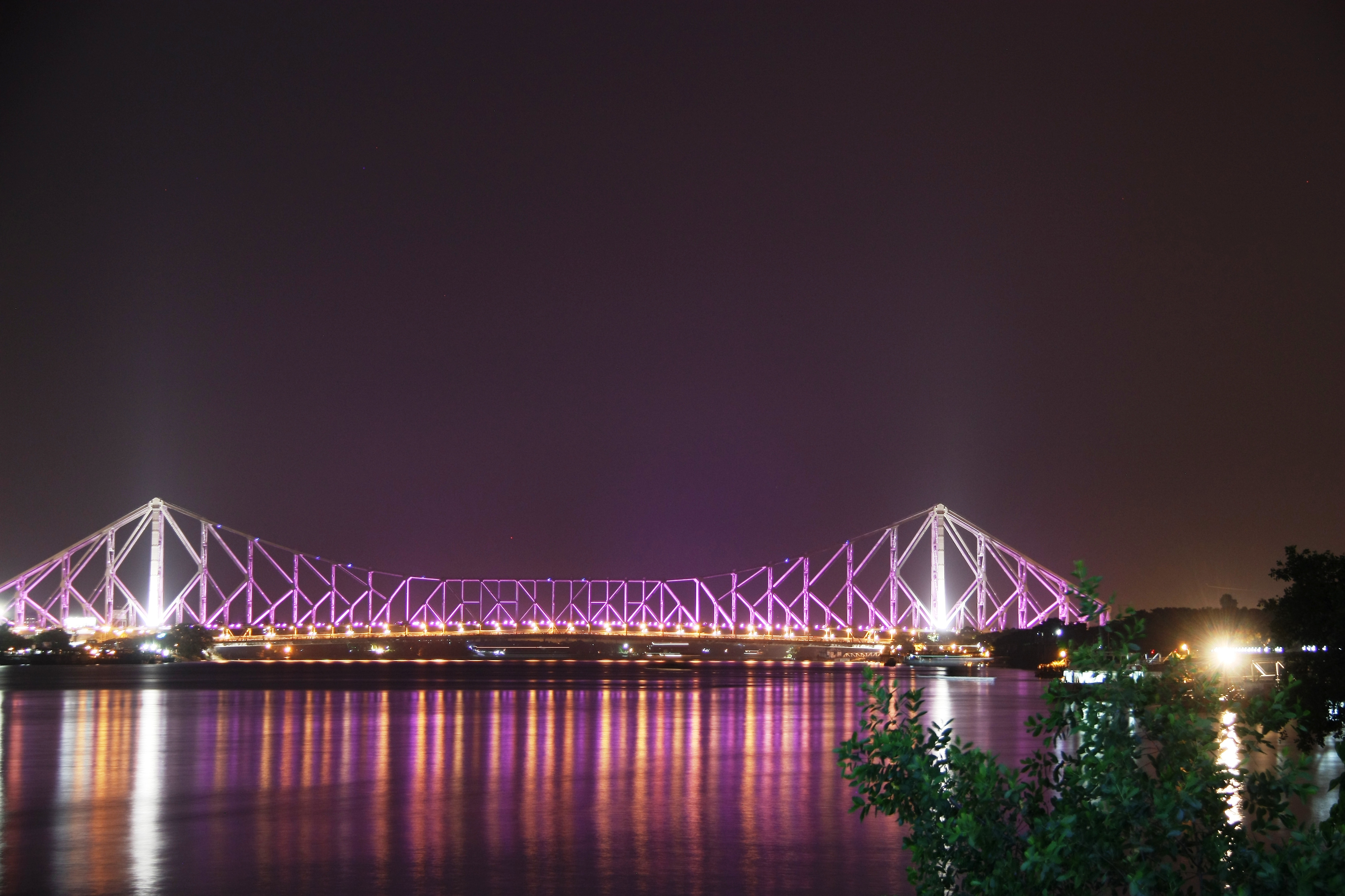 Howrah Bridge Howrah West Bengal D7c612 Ratings Reviews